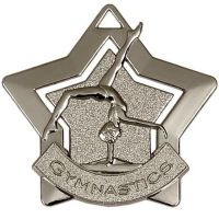 Mini Star Gymnastics Medal</br>AM719S